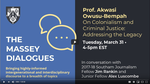 Colonialism and Criminal Justice: Addressing the Legacy